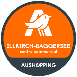 Centre Commercial Aushopping ILLKIRCH BAGGERSEE